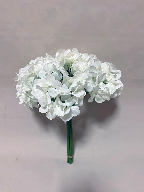 bouquet ortensia
