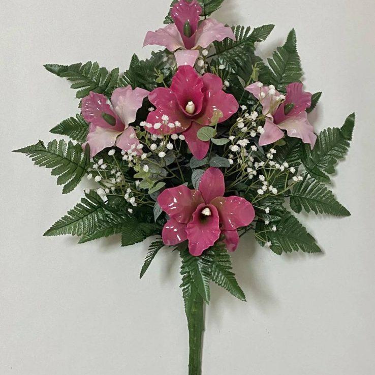 cathleya a rosa fuxia